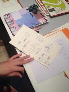 Bricolage workshop 1