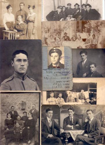 Еврейски семейни снимки и документи от България 1915-1946